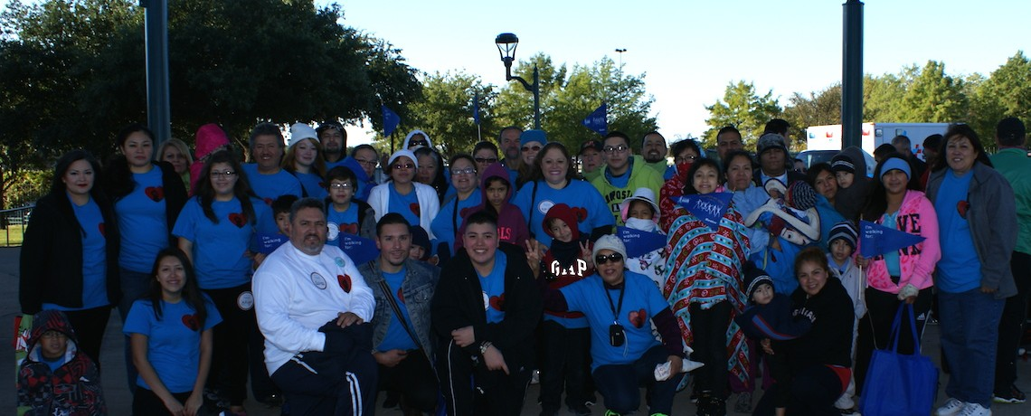 7th Annual DFW Hemophilia Walk
